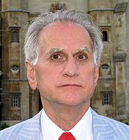 Author photo. Béla Bollobás