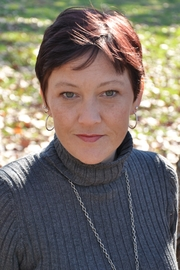 Author photo. Photo by Stacey Boal