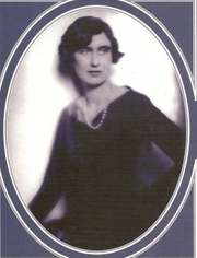 Author photo. Iris Origo (1902-1988), Marchesa d'Orcia