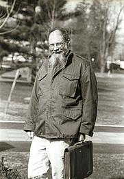 Author photo. Prof. David Kellogg Lewis, 1941-2001. Photo by Robert P.Matthews, 1998 (photo courtesy of Princenton University)