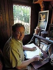 Author photo. Charles van Sandwyk