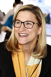 """Author photo. Author Ruta Sepetys at the 2019 Texas Book Festival in Austin, Texas, United States. By Larry D. Moore, CC BY-SA 4.0, <a href=""""https://commons.wikimedia.org/w/index.php?curid=84673465"""" rel=""""nofollow"""" target=""""_top"""">https://commons.wikimedia.org/w/index.php?curid=84673465</a>"""