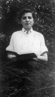 Author photo. Roberta Strauss Feuerlicht