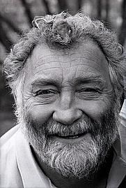 Author photo. David Bellamy in 1981, photo by Allan Warren