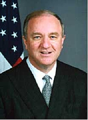 Author photo. U.S. Dept. of State