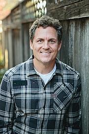 Author photo. Greg Whiteley