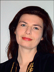 Author photo. Estelle Fallet
