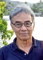 Author photo. Michael Aung-Thwin [credit: University of Hawaiʻi]