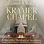 Cramer & Resch at Kramer Chapel by Concordia…