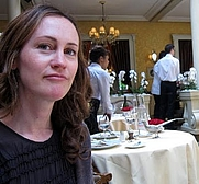 Author photo. Paris Breakfasts