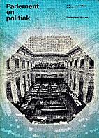 Parlement en politiek - cursusboek bij de…