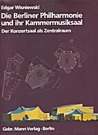 Die Berliner Philharmonie und ihr…