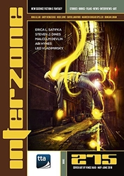 Interzone 275 cover
