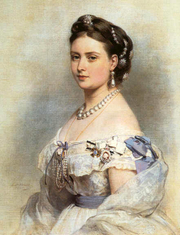 Author photo. Franz Xaver Winterhalter: Victoria, Princess Royal (1867) from Wikipedia