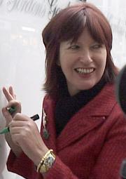 Author photo. Jem Stone