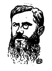 Author photo. Remy de Gourmont (1858-1916)