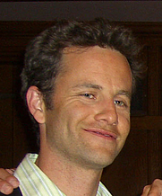 Author photo. Wikipedia user Nightscream
