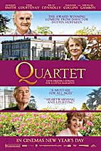 Quartet [2012 film] by Dustin Hoffman