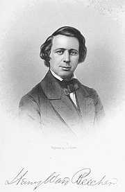 """Author photo. From an 1854 publication<br>Courtesy of the <a href=""""http://digitalgallery.nypl.org/nypldigital/id?1229096"""">NYPL Digital Gallery</a><br>(image use requires permission from the New York Public Library)"""