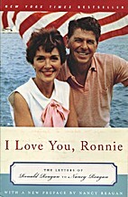 I Love You, Ronnie: The Letters of Ronald…