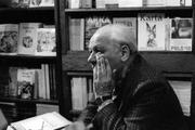Author photo. Dal sito che ne ricorda i 10 anni dalla morte dello scrittore.
