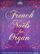 French Noëls for organ