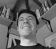 Author photo. Self portrait, 2008