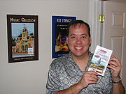 Author photo. Kevin Yee