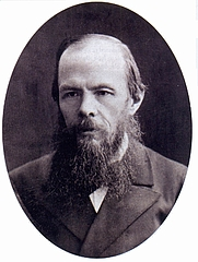 Author photo. Dostojevski in 1879