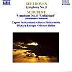 Beethoven Sym 5 Schubert 8 Cd by Ludwig van…