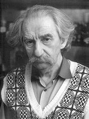 Author photo. Juri M. Lotman, Wikipedia