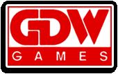Author photo. GDW Company Logo