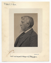 Author photo. Hollinger & Co.  From the <a href=&quot;http://photography.si.edu/SearchImage.aspx?id=5306&quot;>Smithsonian Institution, Archives of American Art</a>, Charles Scribner's Sons Art Reference Department Records, c. 1865-1957