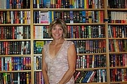 Author photo. Lesa Holstine