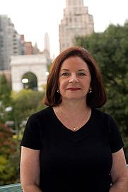 Author photo. NYU Steinhardt