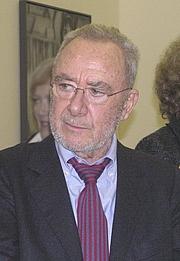 Author photo. Credit: Hans Peter Schaefer, 2005, Düsseldorf, Germany