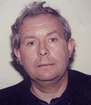 "Author photo. Ronald Black, editor/compiler of ""An Lasair"" and ""An Tuil"""