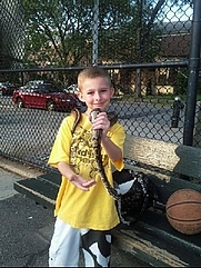 Author photo. My photo and permission received from mother of author, also on website at <a href=&quot;http://www.bestsnakesforkids.com/&quot; rel=&quot;nofollow&quot; target=&quot;_top&quot;>http://www.bestsnakesforkids.com/</a>