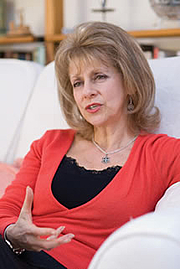 Author photo. Michele Guinness