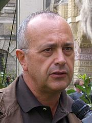 Author photo. Tullio Avoledo
