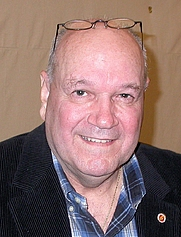 Author photo. John Burlinson, January 12, 2008.