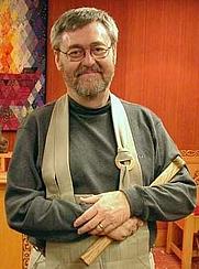 Author photo. Credit: Weasel Tracks (Wikipedia), 2001