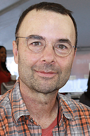 """Author photo. Author Charles D'Ambrosio at the 2015 Texas Book Festival. By Larry D. Moore, CC BY-SA 4.0, <a href=""""https://commons.wikimedia.org/w/index.php?curid=44312711"""" rel=""""nofollow"""" target=""""_top"""">https://commons.wikimedia.org/w/index.php?curid=44312711</a>"""