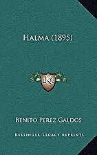 Halma by Benito Pérez-Galdós