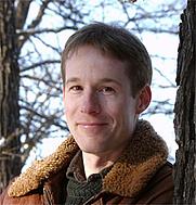 Author photo. Warren Cariou trentu.ca