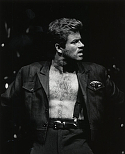 Author photo. George Michael. UH Photographs Collection.