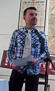 Author photo. <a href=&quot;http://www.flickr.com/photos/anniemole/&quot;>Annie Mole</a>