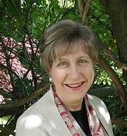 Author photo. Aline Templeton