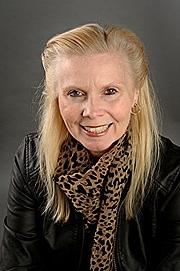 Author photo. Sharon Ledwith