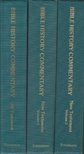 Bible History Commentary Old and New…